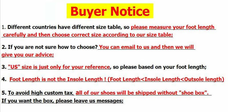 buyer notice