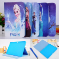 For Samsung Tab 4 10.1 Case Children Cartoon pu leather cover For Samsung  Galaxy Tab4 10.1 T530 T530 T531 Silicon Fashion Cover