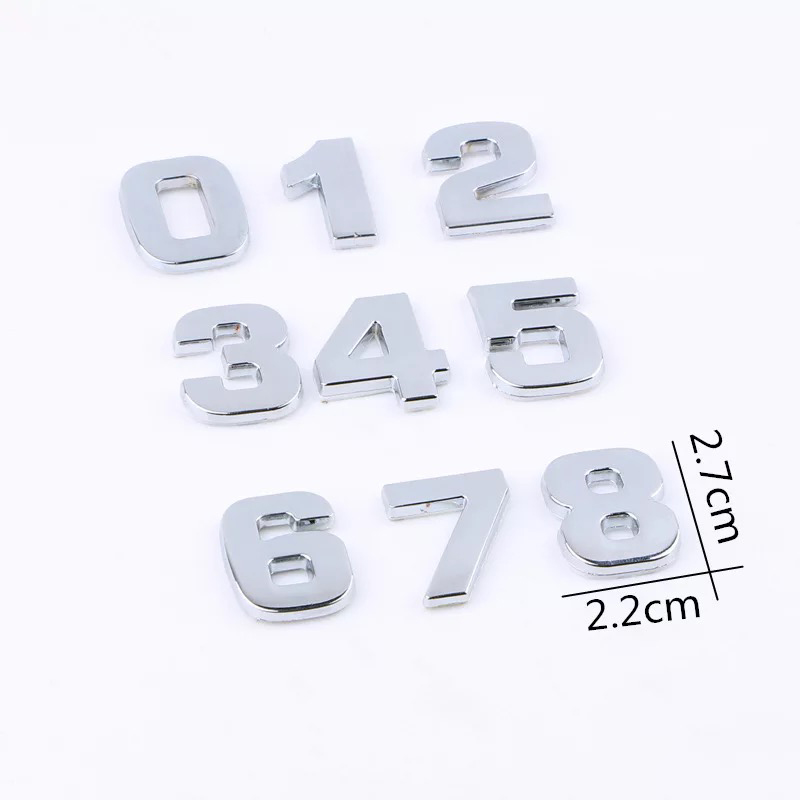 Car-styling-25mm-Personalized-3D-Metal-Arab-Number-English-Letter-Digital-car-stickers-DIY-Word-Badge (2)
