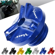 for Yamaha VMAX 250 Vmax 1700 vmax v max250 Motorcycle M20*2.5 Engine Oil Filter Cup Plug Cover Screw