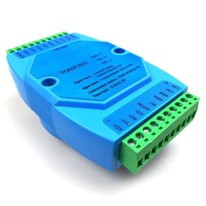 Image 2 - 4AI4AO Universal 4   channel analog isolated input, 4   channel analog เอาต์พุตโมดูล 1 ใน 4 เครื่องส่งสัญญาณ 0 10 v 4 20mA