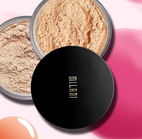Milani - Make It Last - Setting Powder - Ultra Fine Powder NO.3 translucent banana для глаз milani everyday eyes powder eyeshadow collection 02 цвет 02 bare necessities variant hex name cd9a5a