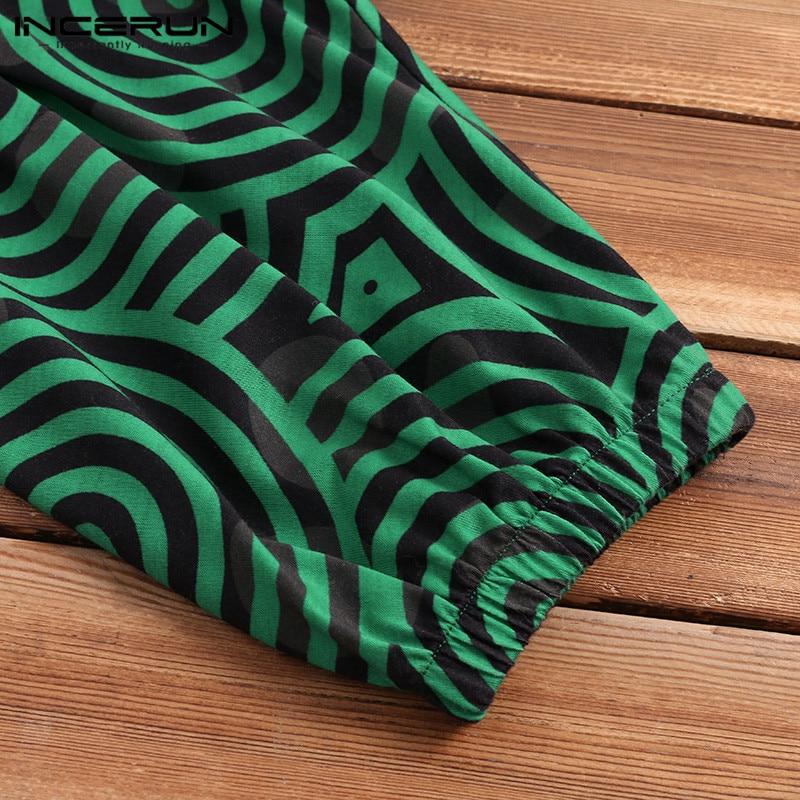 soltas streetwear retro calças casuais de verão
