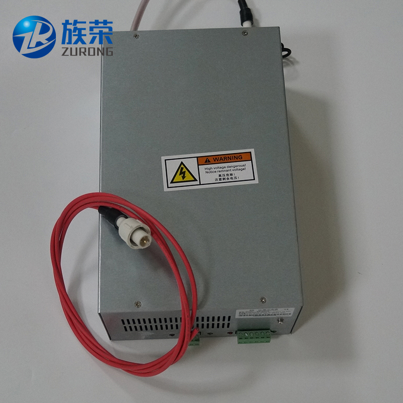SHZR 60W CO2 Laser Power Supply 110V 220V for CO2 Laser Tube