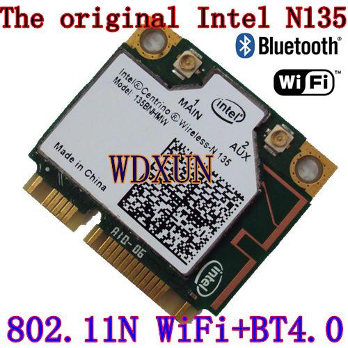 Intel Centrino Wireless-N 135 Drivers for Windows 7