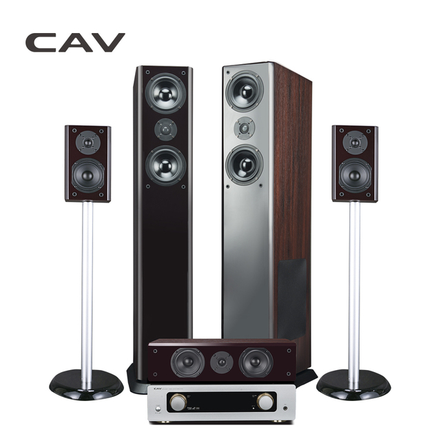 cav mr9l home theater system 5 1 channel dts surround sound dolby