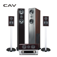 CAV MR9L Home Theater System 5.1 Channel DTS Surround Sound Dolby Digital Immersive 3D Stereo Speakers Home Theater 5.1 Sets