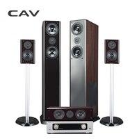 Cav MR9Lホームシアターシステム5.1チャンネルdtsサラウンドサウンドドルビーデジタル没入3dステレオスピーカーホームシアター5.1セッ