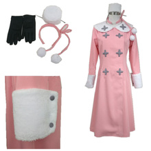 Anime Axis Powers Hetalia Russia Anna Braginskaya APH Cosplay Costume Tailor Made
