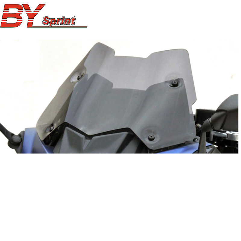 Motorcycle Windshield WindScreen Visor Viser Fit For YAMAHA TMAX 530 17 TMAX530 T MAX 2017 T