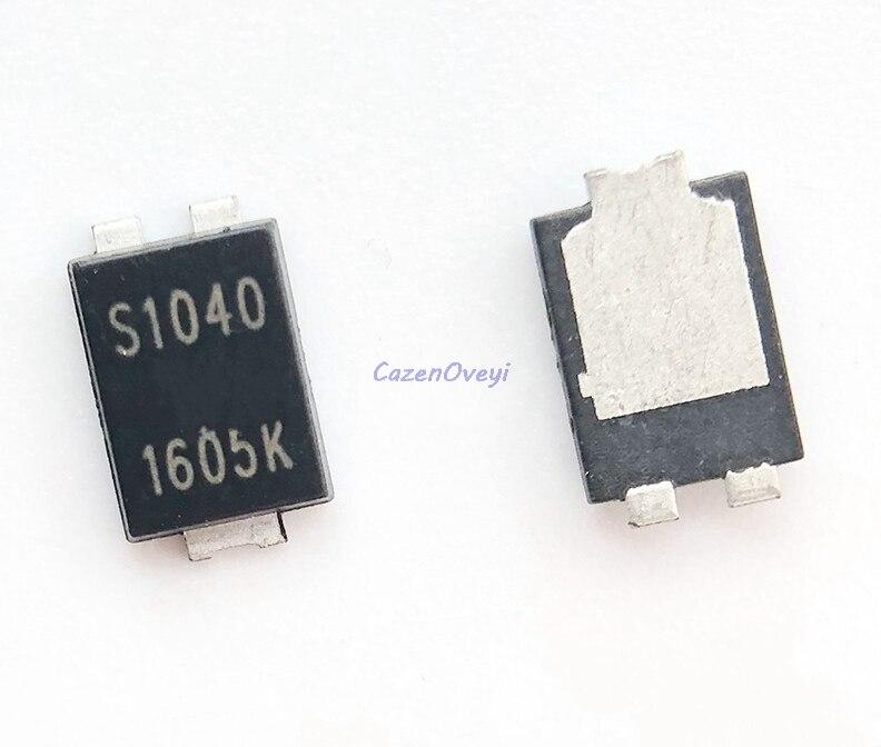 2pcs/lot PDS1040-13 PDS1040 S1040 POWERDI-5