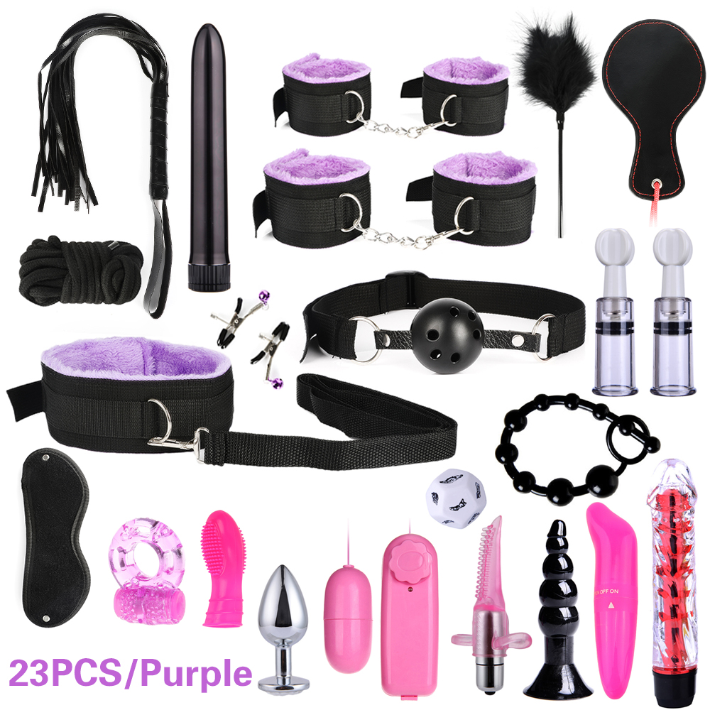 Purple 23PCS