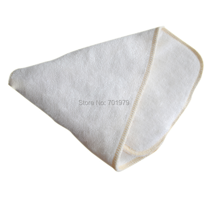 100pcs ALVA 3 layer Bamboo Insert ALVA Diaper Insert Free Shipping Cloth Diapers Insert