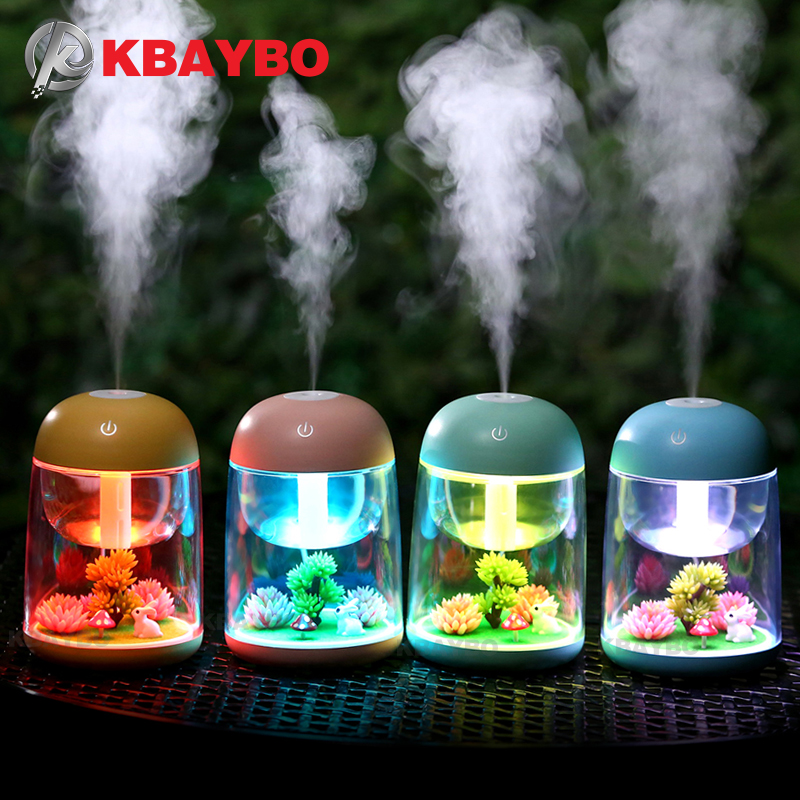 180ml Ultrasonic Air Aroma Humidifier for home LED Lights Aromatherapy Essential Oil Aroma Diffuser аксессуар aroma home мопс sw12 0026