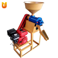 Gasoline Engine Commercial Rice Milling Machine/Rice Husking Machine|Food Processors| |  -
