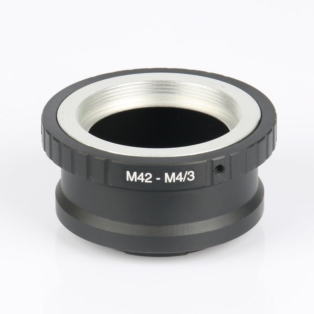 Nouvel Objectif Bague Adaptatrice M42-M4/3 Pour Takumar M42 Lens et Micro 4/3 M4/3 Montage Accessoires pour Appareils Photo adaptateur Anneau