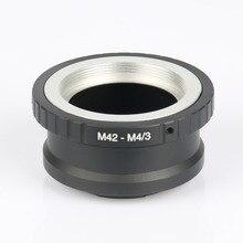 Nuovo Adattatori per Obiettivi Fotografici Anello M42 M4/3 Per Takumar M42 Lens e Micro 4/3 M4/3 Mount Accessori Della Fotocamera Adattatore anello