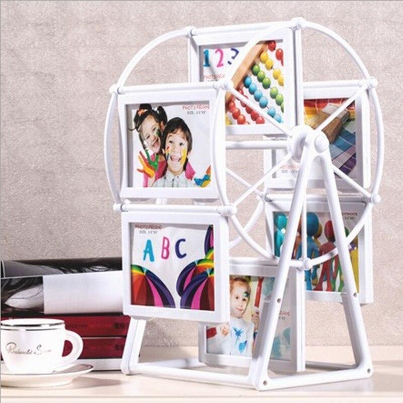 photo frame European windmill Frame 2 inch Ferris wheel combination ...