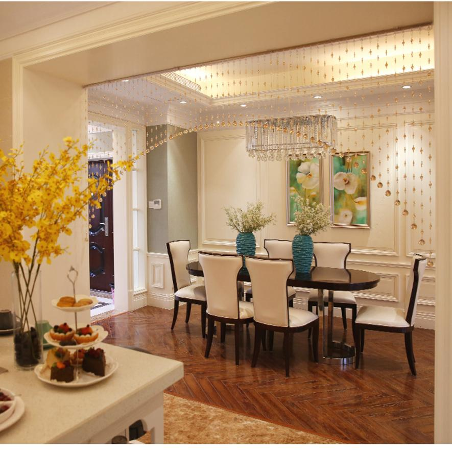 Curtain Bedroom Living Room Entrance Home 1 Luxury Glass Beads Door String Tassel Wedding Divider Panel Decor May9