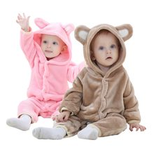 8e60f98e5 Suave franela pijamas de bebé recién nacido niños niño niña ropa de dormir  para bebés manta
