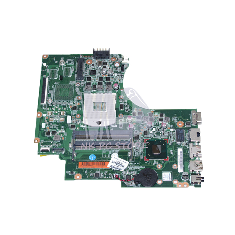 NOKOTION 747262-501 747262-001 Main Board For HP 15-D 240 G2 246 G2 Laptop Motherboard HM76 GMA HD DDR3 la 7982p laptop motherboard for lenovo g580 p580 p585l main board hm76 gma hd ddr3
