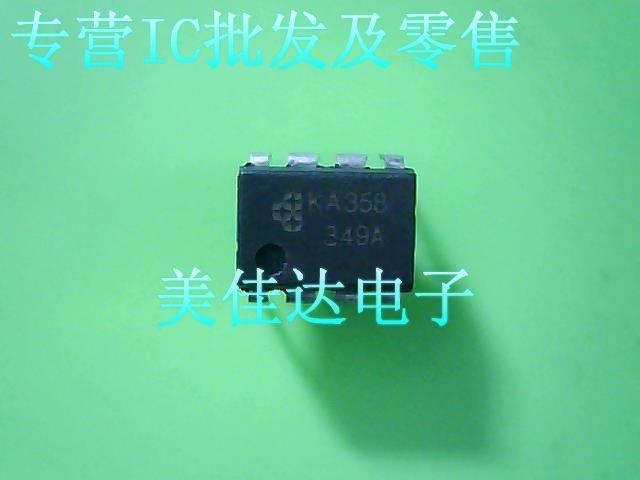 Электронные компоненты и материалы KA358 LM358