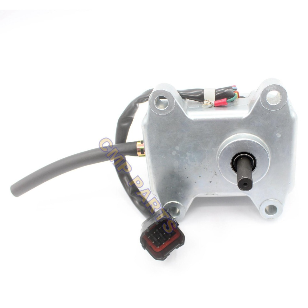 SH200-A1 SH200-A2 Throttle Motor Governor Assy KHR1290 KHR1346 for Sumitomo Excavator with 12 lines, 6 months warrantySH200-A1 SH200-A2 Throttle Motor Governor Assy KHR1290 KHR1346 for Sumitomo Excavator with 12 lines, 6 months warranty