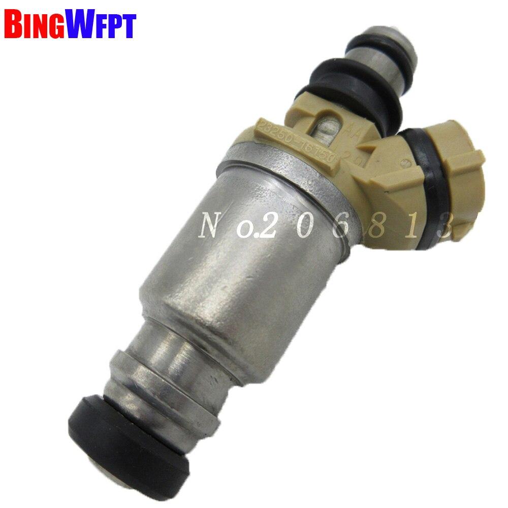4PCS Fuel Injector Nozzle For Toyota 93 97 Corolla 1 6L 23250 16150 23209 16150 good