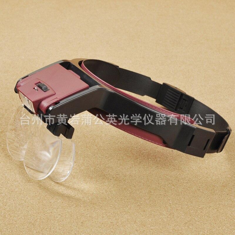 Увеличительные стекла из Китая