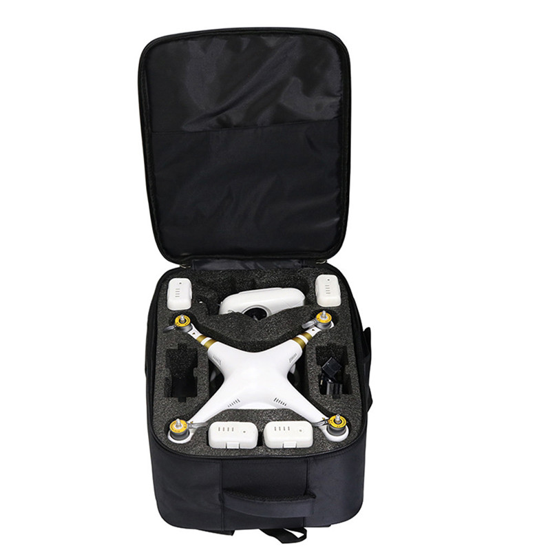 Carrying Shoulder Bag Case For DJI Phantom 3S 3A 3SE 4A 4 4Pro Nylon Backpack Accessories Drone Bag 20J Drop Shipping