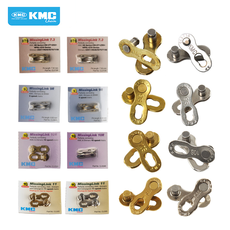 KMC Missing Link 11 for 11-Speed Chains Card//6
