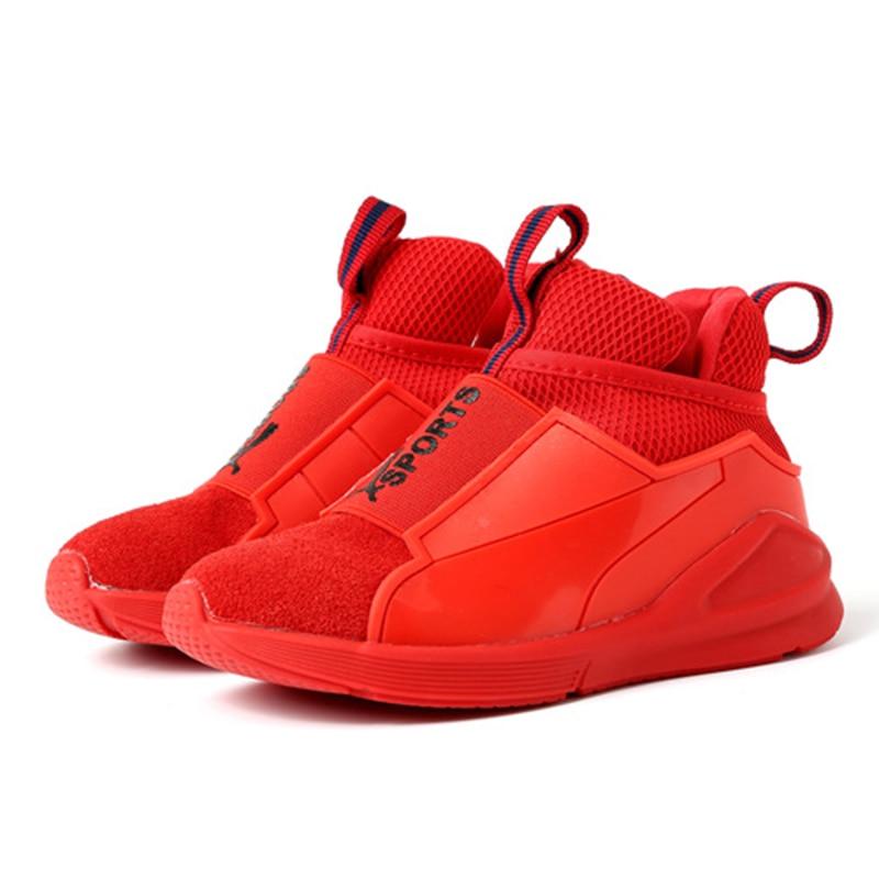 Dzieci Sportowe skórzane buty dla chłopców Dziewczyna Dzieci - Obuwie dziecięce - Zdjęcie 3