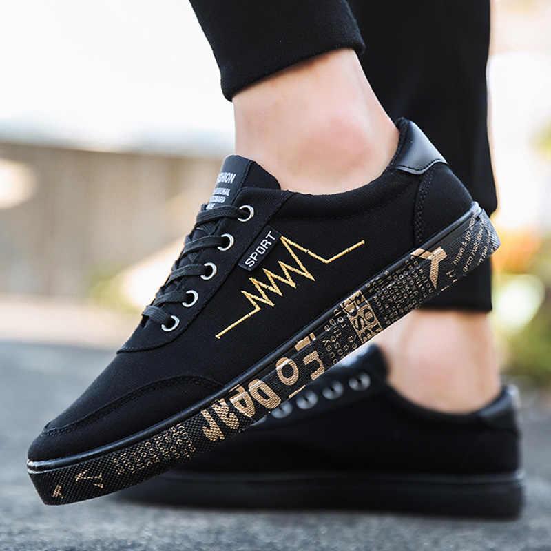 Nuevos zapatos de lona de Primavera Verano de 2019 para