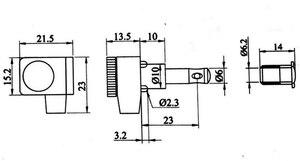 Image 5 - 1 Set 6 In Lijn Geen Schroeven Vergrendeling Elektrische Gitaar Machine Heads Tuners Lock String Stemsleutels Chroom Zilver