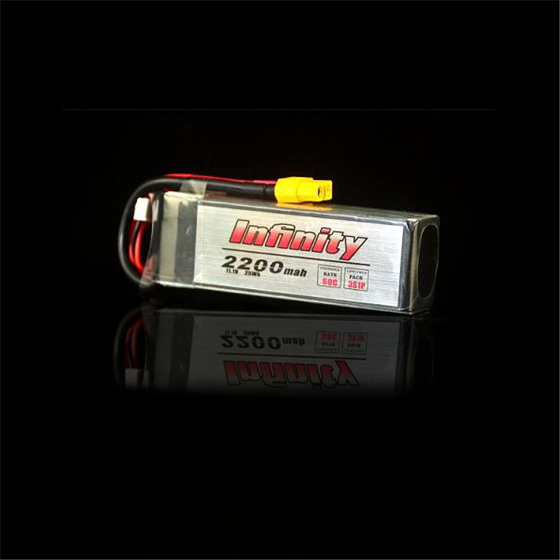 Hot New For Infinity 3S 11.1V 2200mAh 60C 3S1P Graphene LiPo Battery XT60 Support 15C Boosting Charge For Racer Multicopter объектив infinity scv 358g 1 3 3 5 8 0 6463