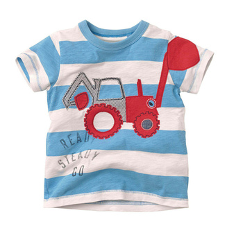 Fashion Brands 2016 new Children's T shirt boys' t-shirt Baby Clothing boy Summer tshirt 100% cotton top quality boys clothing