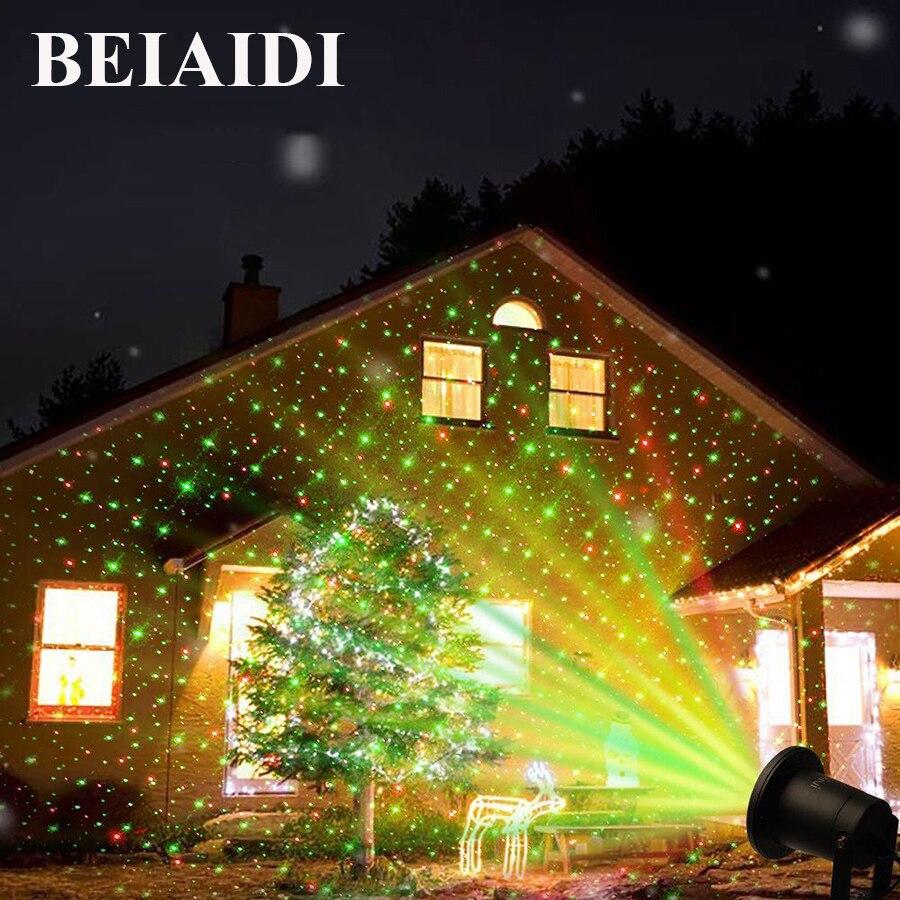 Beiaidi Waterproof Green Red Christmas