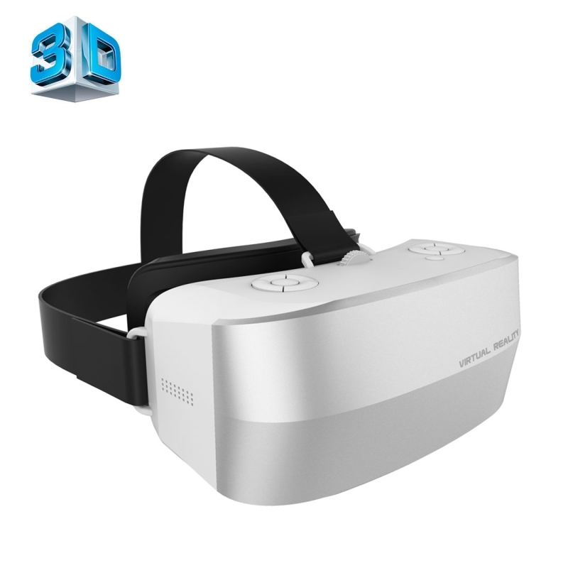 Caraok V12 Android 4.4 All-in-One 3D VR Virtual Reality Glasses Allwinner H8 Quad Core 2G 16G Support Wifi OTG TF Card caraok v12 android 4 4 all in one 3d vr virtual reality glasses allwinner h8 quad core 2g 16g support wifi bluetooth otg f19631