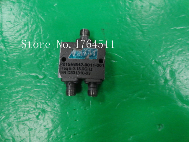 [BELLA] ATM A Two P215H/542-0011-001 RF Power Divider 5.0-18.0GHZ SMA