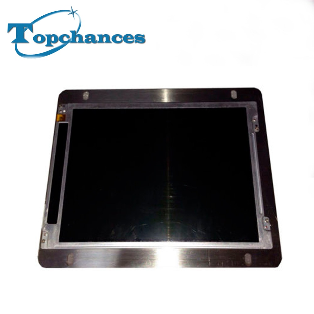 High Quality New A61L-0001-0093 9inch Numerical control LCD Monitor Replace FANUC CNC DC24V CRT current transformer cnc control spare parts fanuc sensor a44l 0001 0165 300a