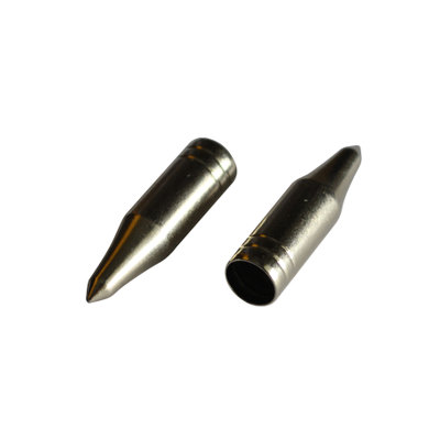 50/100 Pcs 8 Mm Field Tips Point Arrowhead In Steel Tips For Compound /Recurve Bow Archery Hunting