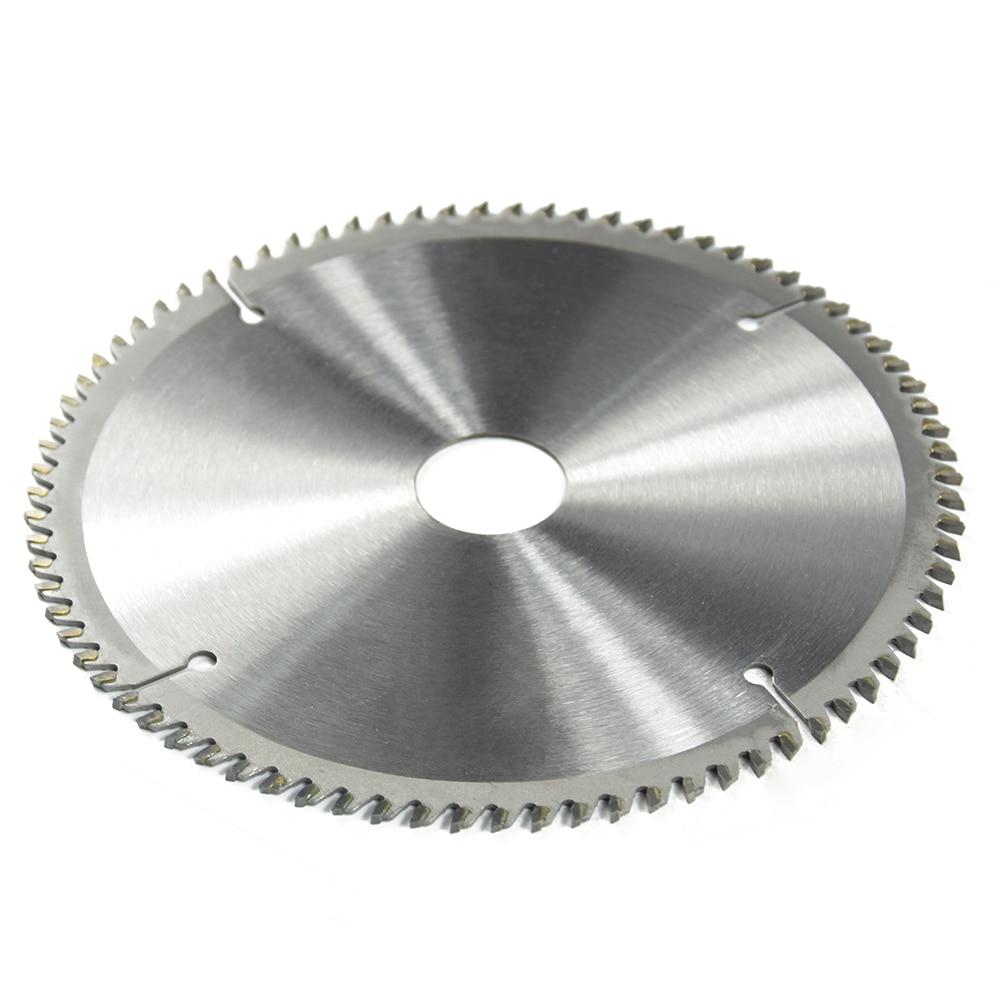 "7""//180mm 60T Hard Carbide Circular Saw Blade Steel Aluminum Wood Cutting Disc ec"