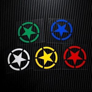 NO.LS001 Five-point star Milit