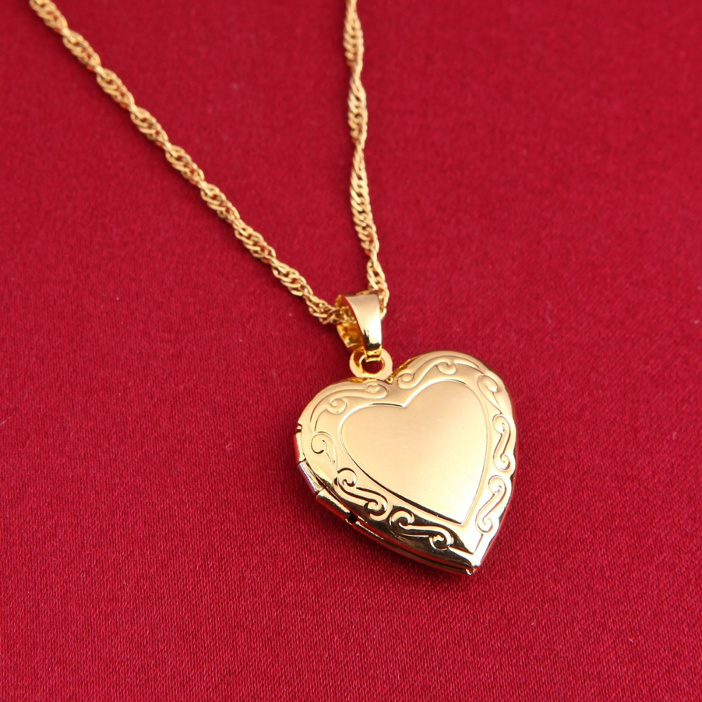ekm rolled locket p pendant gold and asp chain