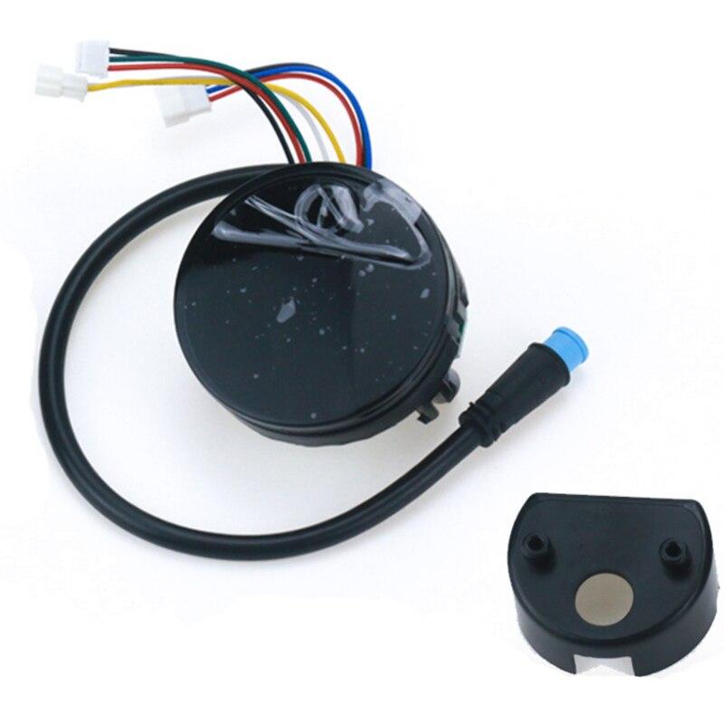Peças Scooter elétrica Painel Interruptor Do Painel Para Ninebot ES1 ES2 ES3 ES4 Kickscooter Assembléia Replacements Painel Placa de Circuito