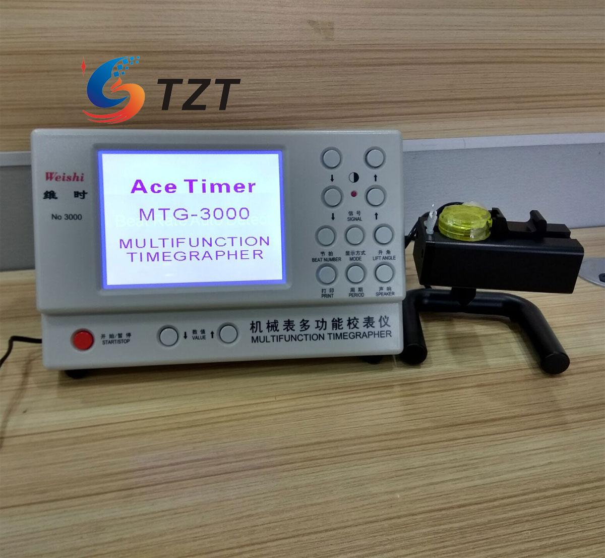 Watch Timing Tester Machine WeiShi Multifunction Timegrapher NO. 3000  цены