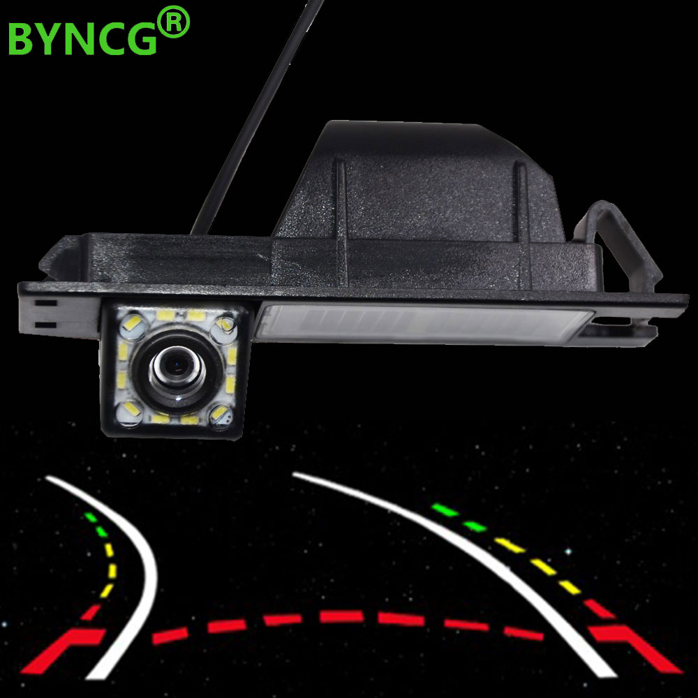 Intelligent Dynamic Trajectory Tracks for Opel Astra H J Corsa Meriva Vectra Zafira Insignia FIAT Grande Buick Regal Car CCD