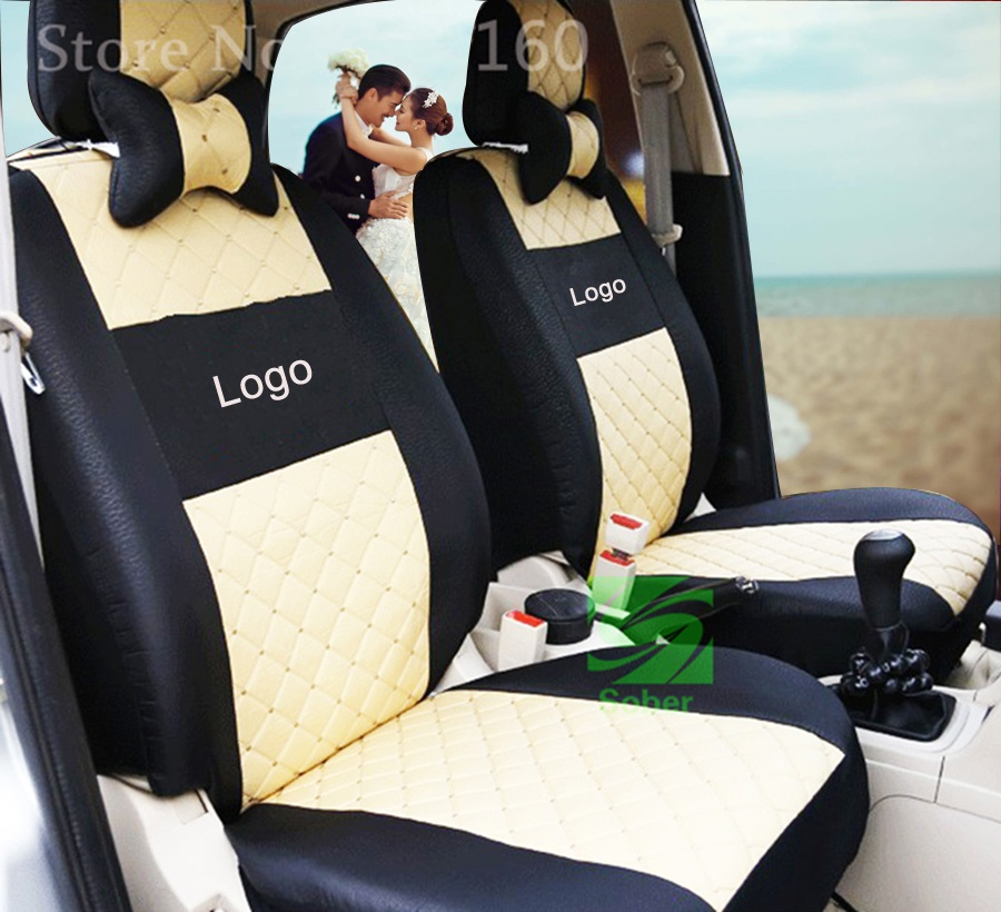 High Quality Car Seat Cover For Acura ILX TLX RL TL MDX RDX ZDX Grey Red Black Beige Accessories Sticker In Automobiles Covers From