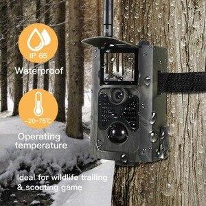 Image 5 - SUNTEKCAM HC 550LTE 4G Trail Camera Hunting 16MP Photo Video Tracking Game Cameras Email MMS SMS IR Camera Trap Hunting Camera