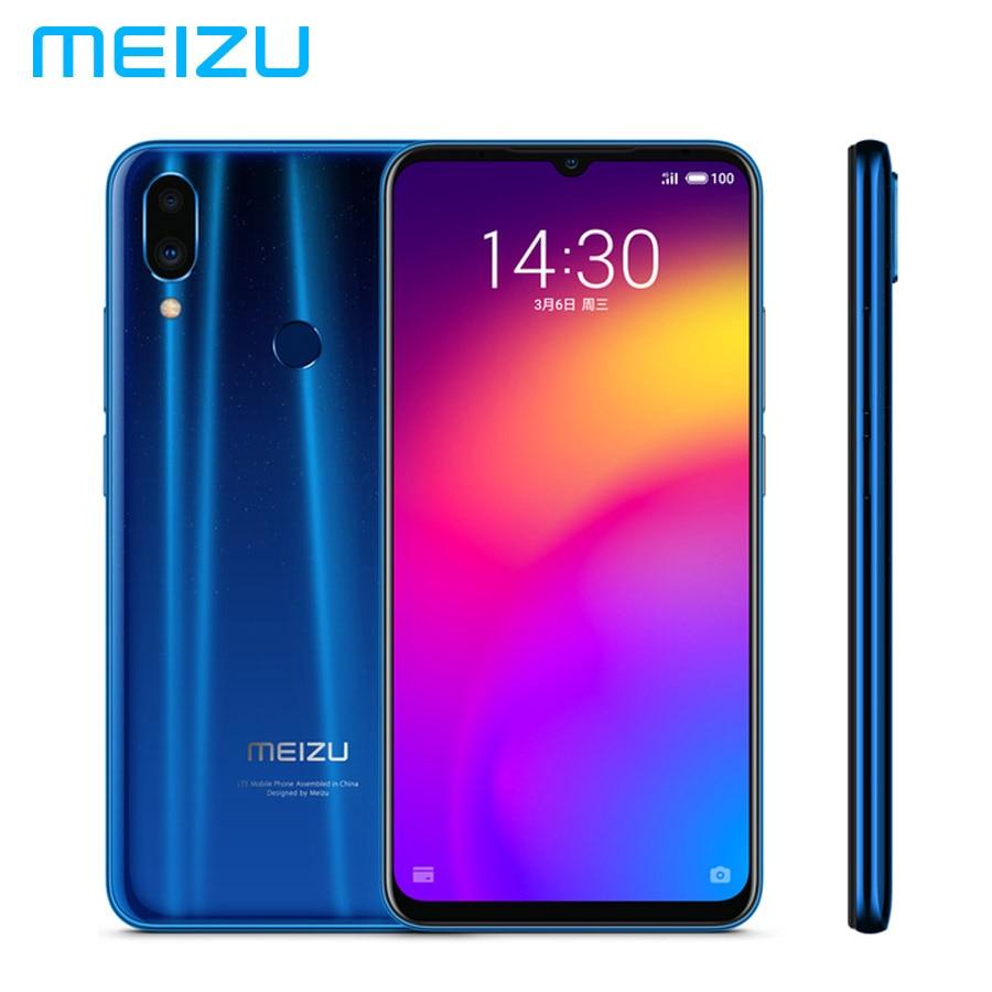 Hot Sale MEIZU Note 9 LTE 4G Dual SIM Mobile Phone 4GB 128GB Snapdragon675 Octa Core 6.2